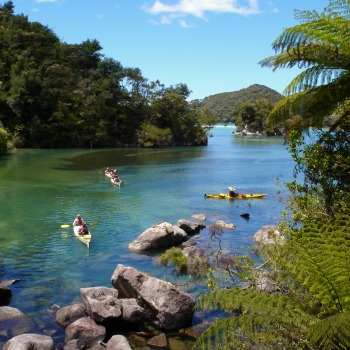 Abel Tasman 3 Day Hike or Kayak