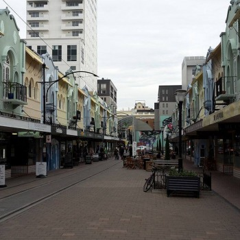 Christchurch City Centre