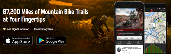 Top 6 free Apps for Mountain Bikers | Active Earth Adventures